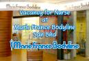 Vacancy for Nurse at Marie France Bodyline Sdn Bhd