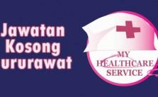 Jawatan Kosong Jururawat di My Healthcare Service