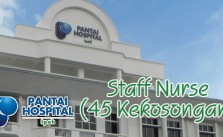 jawatan kosong jururawat di hospital pantai ipoh