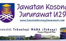 Jawatan Kosong Jururawat U29 di UiTM Pahang