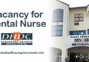 Vacancy for Dental Nurse at Damansara Heights Dental Centre Sdn Bhd
