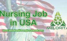 nursing job in usa